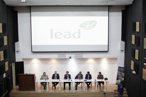 Inicio de la semana LEAD en Guadalajara, con el tema de transversalidad y desarrollo social.