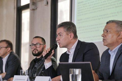 Hernández de la Cerda, presidente Nacional de los Industriales de las Bolsas Plásticas de México