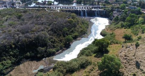 Contaminación del Río Santiago